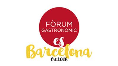 Profitez du gastronomique Forum de Barcelone et le goût de l'érotisme