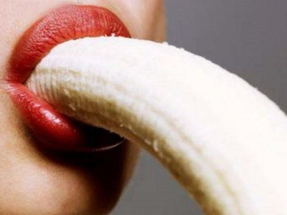 bananana-mouth